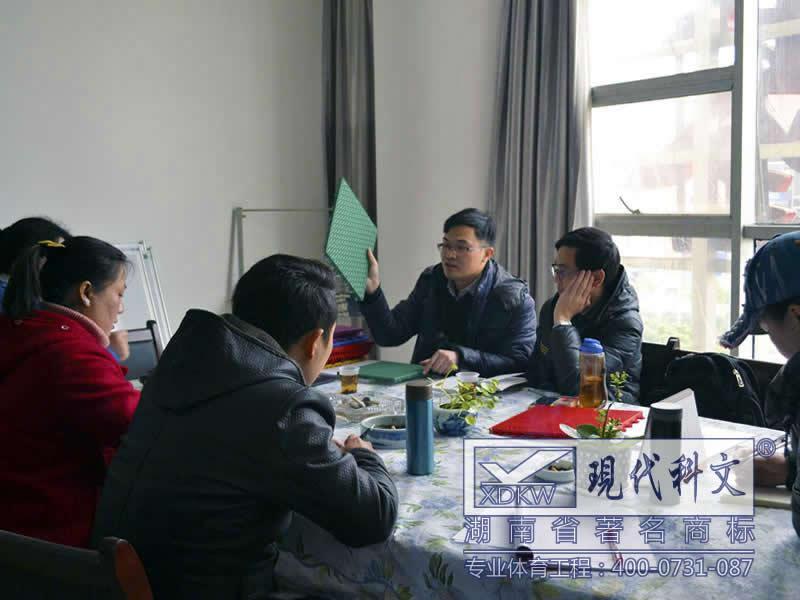 有朋自远方来,现代科文广东合作厂家莅临公司深入交流
