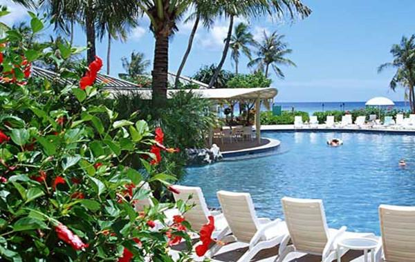 酒店泳池  尊贵体验
