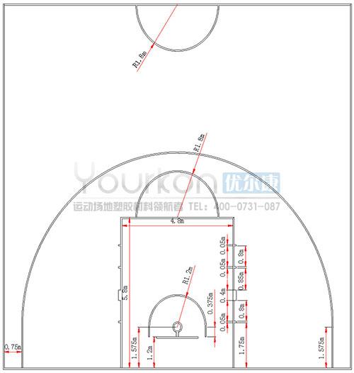 优尔康悬浮拼装篮球场施工方法