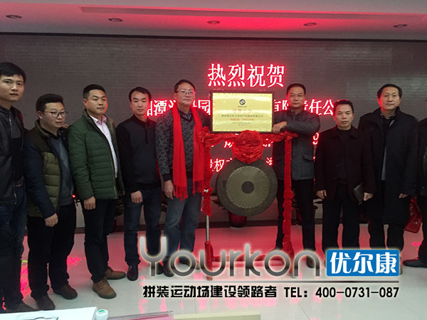 现代科文在湘交所挂牌上市(挂牌号:300916HN)